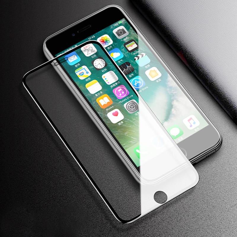 苹果X钢化膜11promax全屏覆盖6/6S/6P/6SP/7P/8Plus手机XR贴膜XSMAX全包边iPhone XS蓝光iPhoneXR玻璃iPhoneX