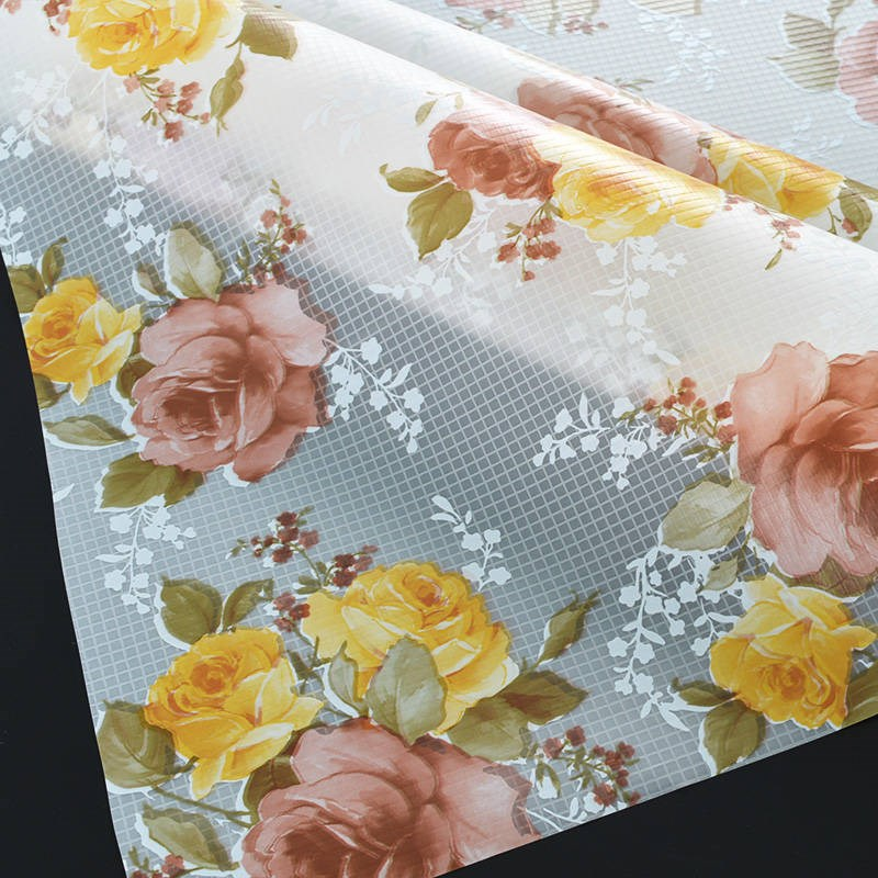 桌布防水防油防烫免洗桌子塑料垫家用茶几客厅长方形台布餐桌盖布