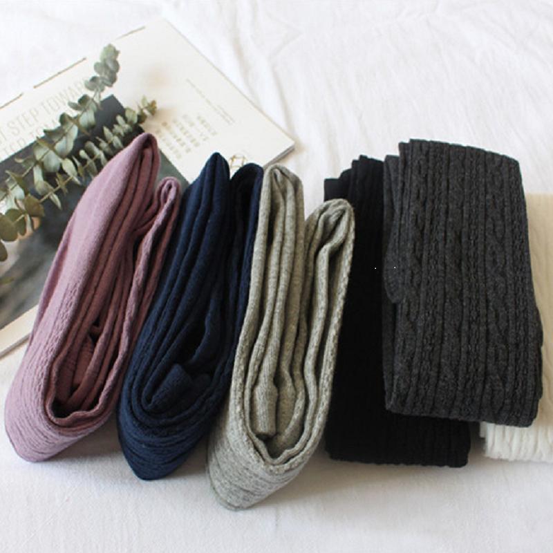 【秒杀】女童针织棉外穿打底裤