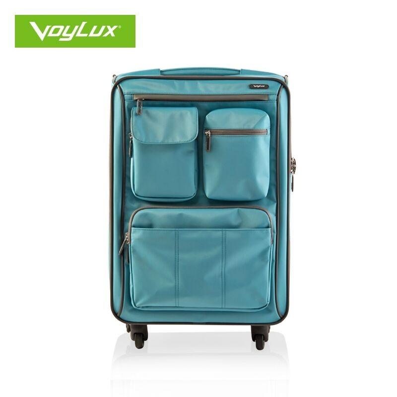 【伯勒仕】超轻防水牛津布旅行箱折叠行李箱