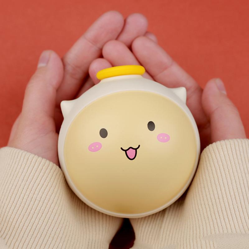 充电暖手宝二合一两用冬季保暖神器自发热学生可爱随身迷你便携式