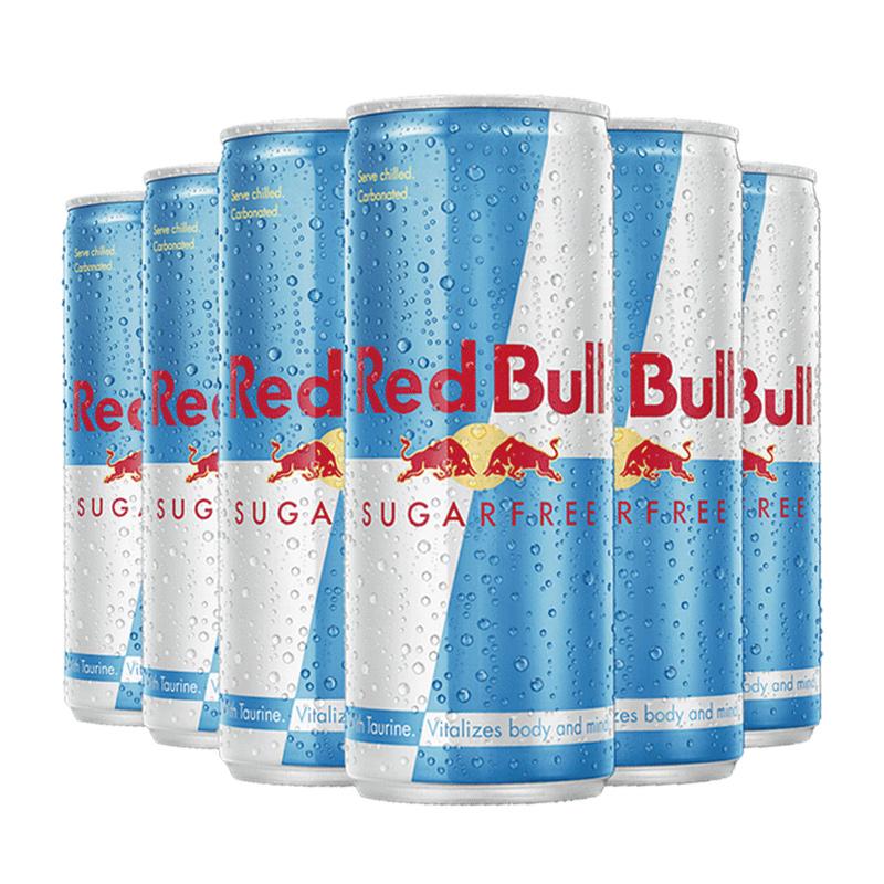 进口红牛功能饮料无糖12瓶