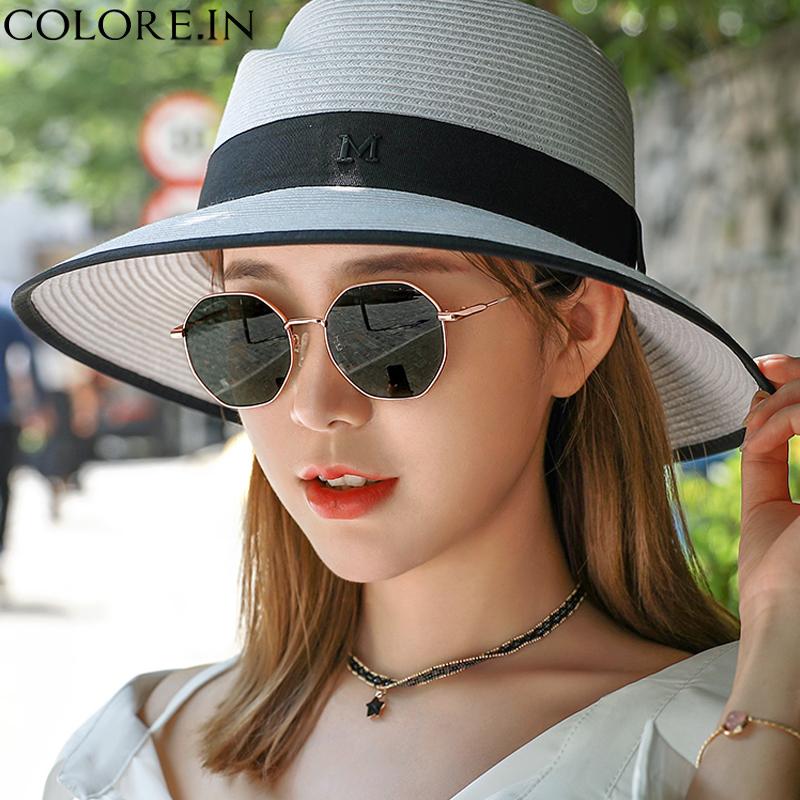 2019新款墨镜女韩版潮ins网红偏光眼镜防紫外线有度数近视太阳镜