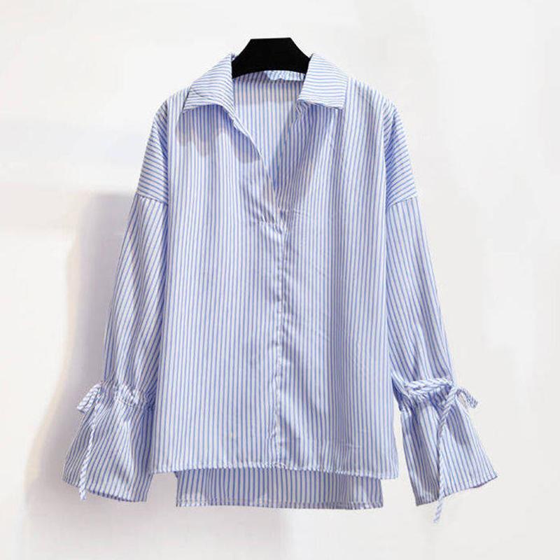 V领衫衬衣雪纺衫+网纱连衣裙两件套