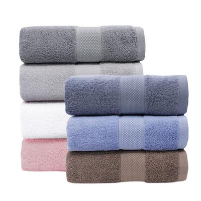 【洁丽雅】加厚加大纯棉柔软浴巾