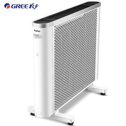 格力电暖器家用四面取暖器节能省电室内客厅电暖气片大面积速热