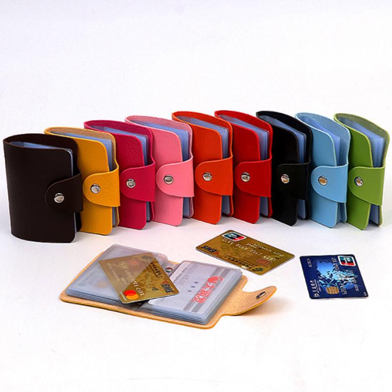新款男女式卡包钱包一体包银行卡套超薄简约信用卡零钱小巧证件包