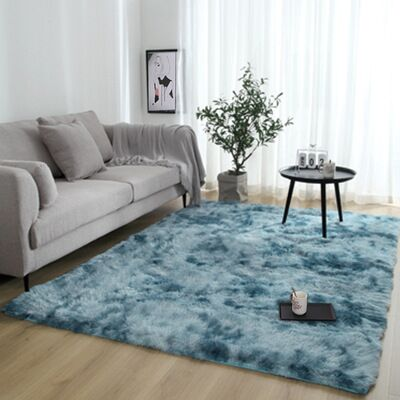 地毯客厅北欧ins卧室床边毯茶几满铺大面积地垫子网红榻榻米毛毯